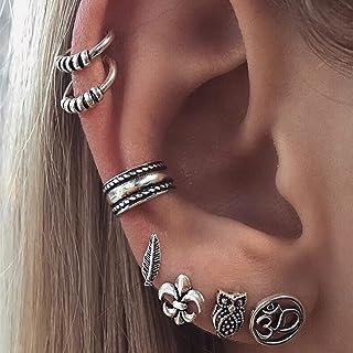 Amazon.es: piercing para oreja - 20 - 50 EUR: Joyería