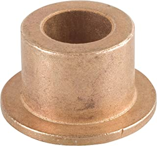 Bunting Bearings EXEF081208 Extra Lubricant with PTFE Flange Bearing, Powdered Metal, SAE 841, 1/2