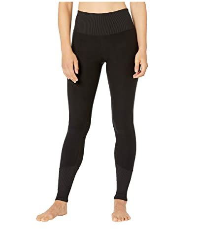 ALO High Waist Lounge Leggings (Black 1) Women
