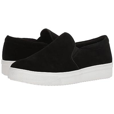 Blondo Gracie Waterproof Sneaker (Black Suede) Women
