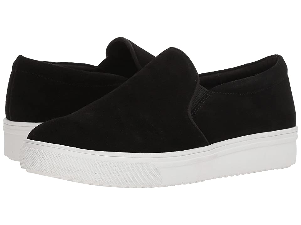 Blondo Gracie Waterproof Sneaker (Black Suede) Women
