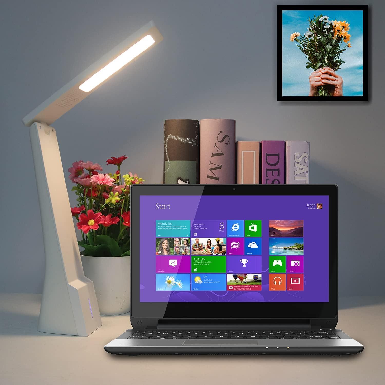 Portable Japan Maker New LED Desk Battery Rechargeable Lamp Selling