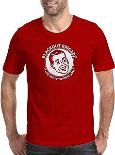Drunkard Gear Blackout Brigade T-Shirt