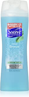 Best suave essentials body wash ocean breeze Reviews