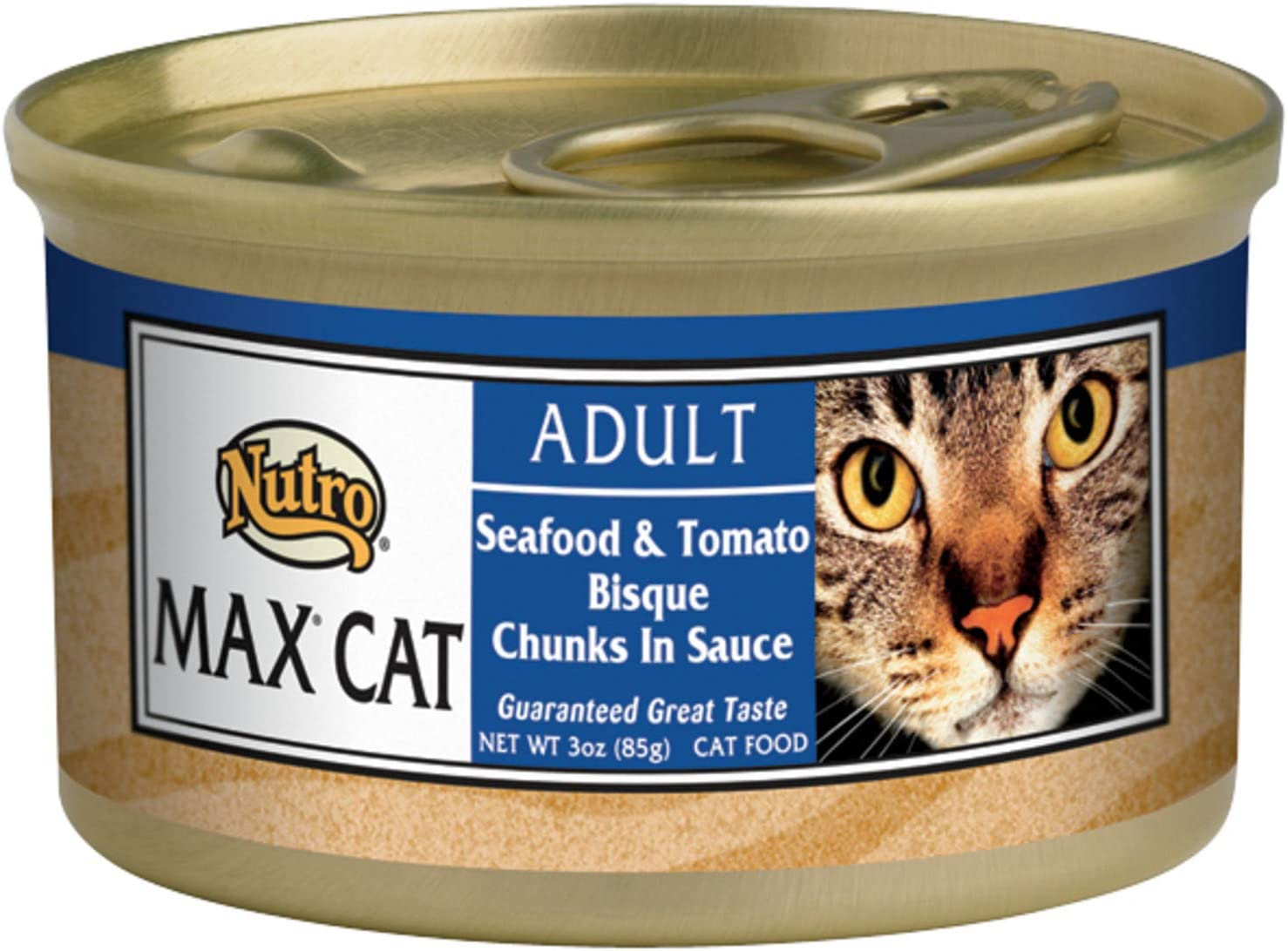 NUTRO El Paso Mall MAX Wet Cat Food - All Pack 24 of Cans Ranking TOP9 Stages Life