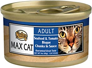 Nutro MAX Wet Cat Food – All Life Stages, Pack of 24 Cans