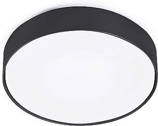Faro Barcelona 33484 - Kit de luz Negro para ventilador WINCHE AC led 15w ip44 3000k