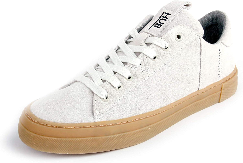 Hub Footwear Hook Weiß Medium Gum