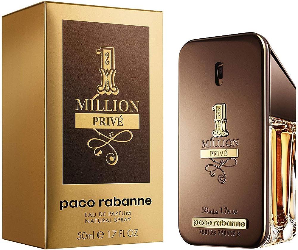 Paco rabanne 1 million privé profumo per uomo - 50 ml 10005976