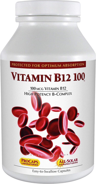 Andrew Ranking TOP12 Lessman Vitamin B12 100 180 Capsules Absorption-Pr – Super-cheap