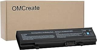 OMCreate Battery Compatible with Dell Latitude E5410 E5500 E5400 E5510 Series, fits P/N KM742 WU841 T749D - 12 Months Warranty [Li-ion 6-Cell]