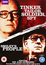 Tinker Tailor Soldier Spy and Smiley's People Region 2