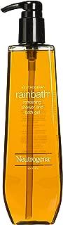 Neutrogena Rainbath jabon liquido corporal, 40 oz, 1182 ml