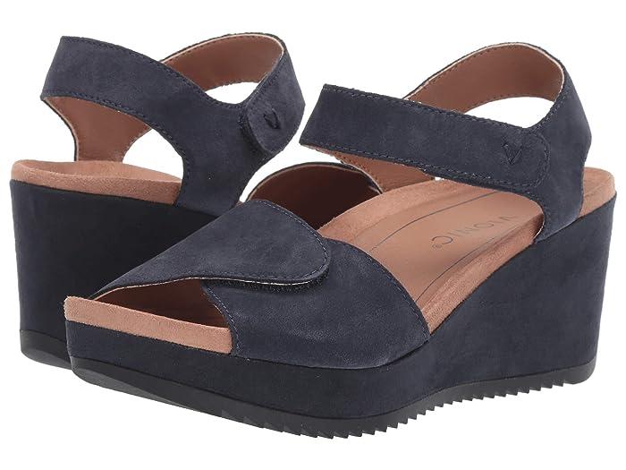 VIONIC  Astrid II (Navy) Womens Shoes