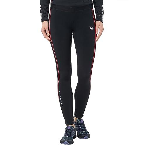 921ef2bb0443d Ultrasport Women's Thermodynamic Tights, Full-Length, Quick-Drying, Lined