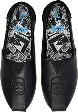 Black Leather Darth Vader Emboss