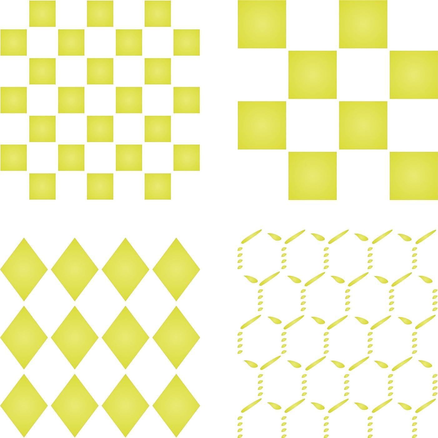 Stencil Shapes (size 5