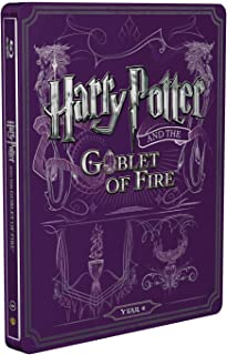 Harry Potter E Il Calice Di Fuoco Steelbook (Bs)