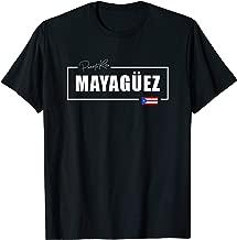 Mayaguez City State Puerto Rico Boricua Rican Country Flag T-Shirt