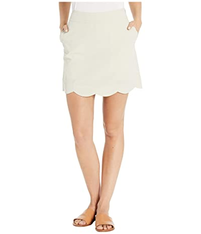 Vineyard Vines 17 Scallop Skort (Stone) Women