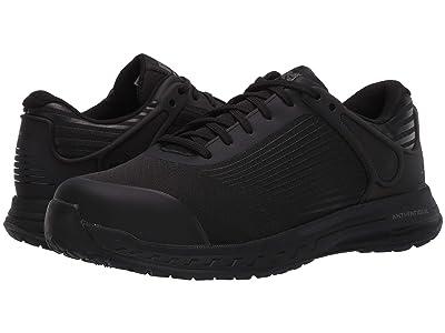 Timberland PRO Drivetrain Composite Safety Toe SD35 (Black/Black) Men