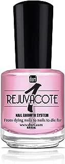 duri Rejuvacote 1 Original Maximum Strength Nail Growth System, Base and Top Coat, 0.61 fl.oz.