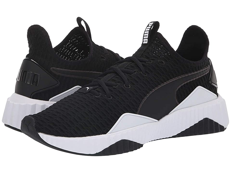 PUMA Defy (Puma Black/Puma White) Men