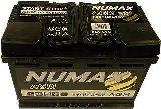 Umisky Cuir Coque en silicone support auto rehausseur Compact Poign/ée dalimentation sans danger pour tous les v/éhicule de voiture Volant Spinner