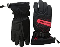 Overweb Ski Gloves (Little Kids/Big Kids)