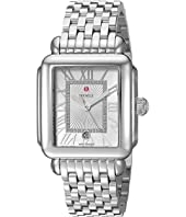 Michele - Deco Madison Diamond Dial Watch