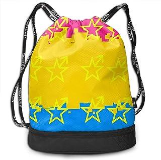 4ebaf8619e79 Amazon.com: Beige - Drawstring Bags / Gym Bags: Clothing, Shoes ...