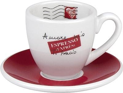 ドイツ・KONITZ COFFEE BAR Amore mio【1】アモーレミオ エスプレッソ (4客セット)175 001 2600