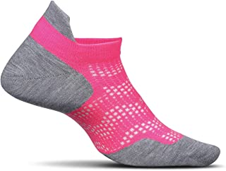 Feetures mens High Performance No Show Tab