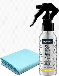 comprar comparacion Spray Hendlex Nano Antivaho y anti condensación para todo tipo de materiales como cristales, plastico, espejos de baño, et...
