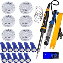 1voi GMC GM Gauge Instrument Cluster REPAIR KIT 6 Stepper Motor,Tool,11 Blue Led Bulbs x27 168