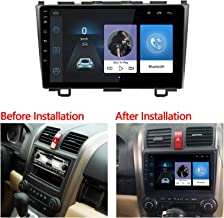 Lexxson Honda CRV Car Stereo Android 8.1 Car Radio 9 inch Capacitive Touch Screen High Definition GPS Navigation Bluetooth USB Player 2G DDR3 for Honda CRV 2008 2009 2010 2011 HND-CRV08-1G16