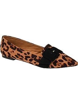 vegan leopard print shoes