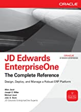 JD Edwards EnterpriseOne, The Complete Reference (Oracle Press)