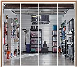 Big Size Magnetische Garage Deur Gordijn Individueel Size Mosquito Netto Anti Fly Insectenscherm Gebruikt in Pavilions Bal...