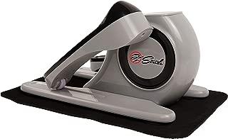Sunny Health & Fitness EZ Stride Motorized Auto Assisted Under Desk Elliptical Peddler Exerciser - SF-E3626