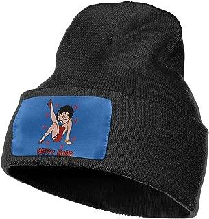 Eynhkp Betty Boop Unisex Knit Cap Beanie Hat Classic