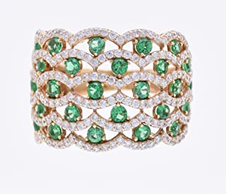 Pure gold Ring 31338