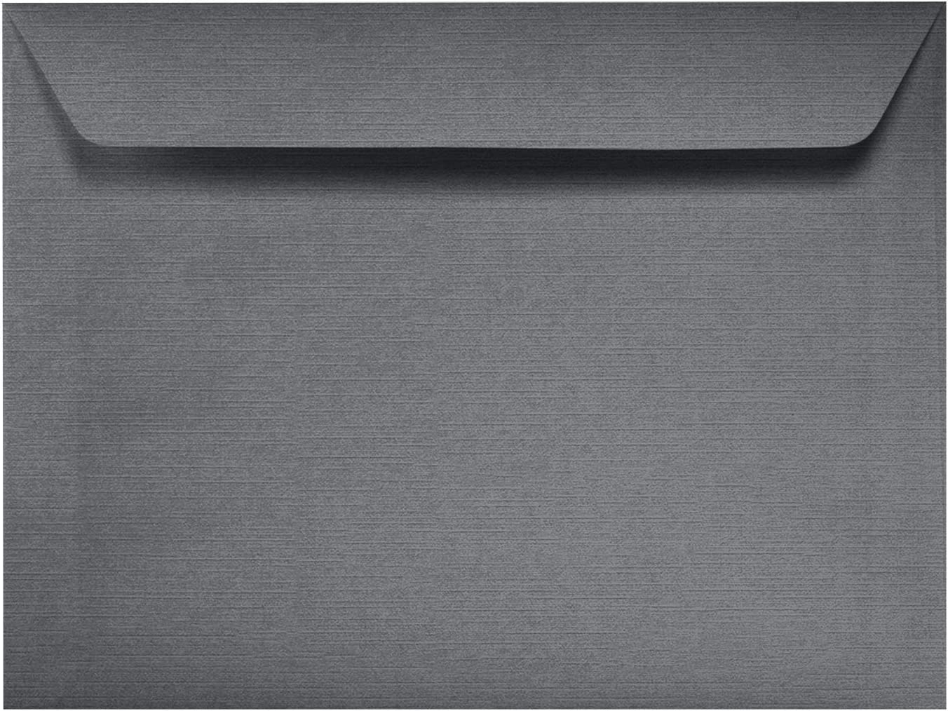 9 x Shipping included 12 Booklet Envelopes in Max 62% OFF 80 Sterling Maili for Gray lb. Linen