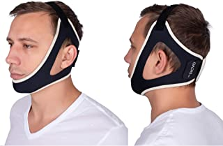 Oacis Life Anti-Snoring Chin Strap – [2019 Fall] Snoring Solutions for Men and Women – Double Adjustable Snoring Band – Sn...