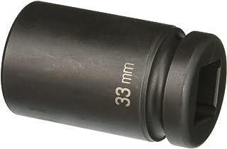 "Grey Pneumatic (4033MD) 1"" Drive x 33mm Deep Socket"