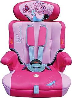 Disney, Silla de coche grupo 1/2/3, rosa