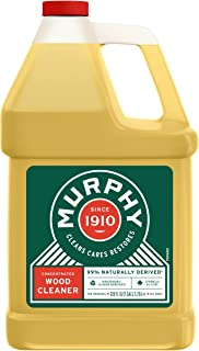 Murphy 70481465315 OIL SOAP Wood Cleaner, Original, Concentrated Formula, Floor Cleaner, Multi-Use Wood Cleaner, Finished ...