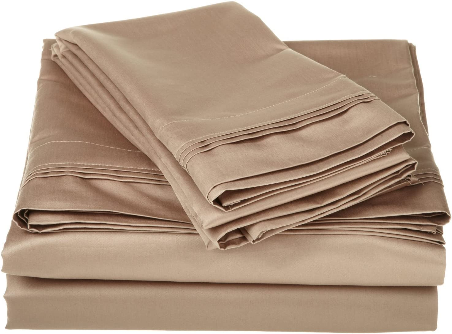 Baltimore Mall Impressions 800 Thread Count Combed Super beauty product restock quality top! Oversized King Cotton Sheet