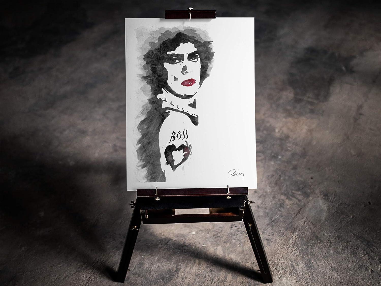 HAND DRAWN Artist High quality Watercolor Original Finally popular brand 8