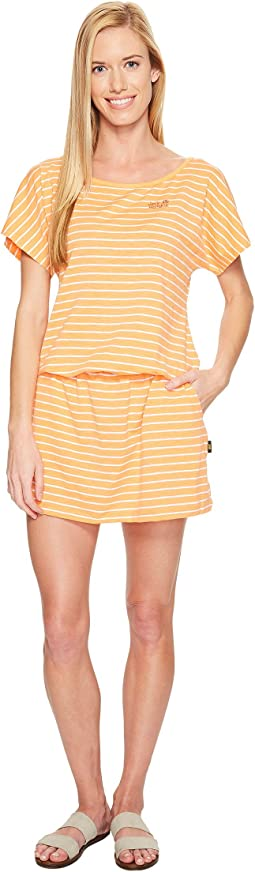 Travel Striped Dress